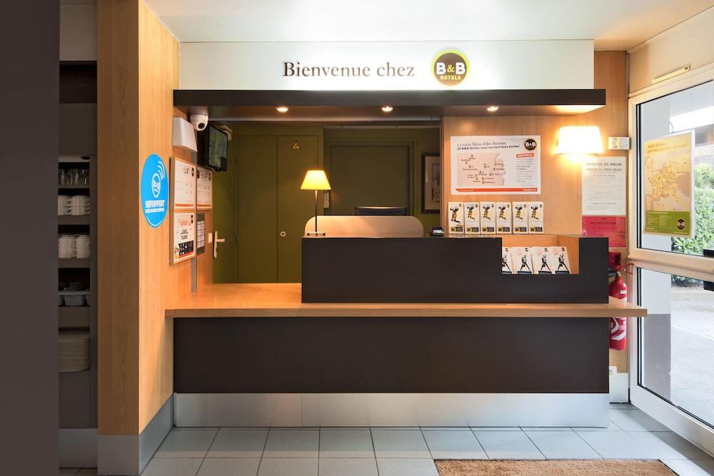 B&B Hôtel Grenoble Université
