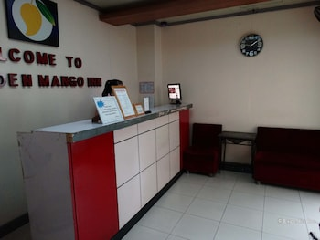 Golden Mango Inn Manila Reception