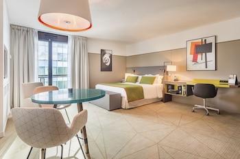 tarifs reservation hotels Fraser Suites Harmonie Paris La Défense