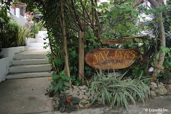 Jayjay's Club Boracay Exterior detail
