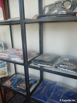 Watercolors Boracay Dive Resort Gift Shop