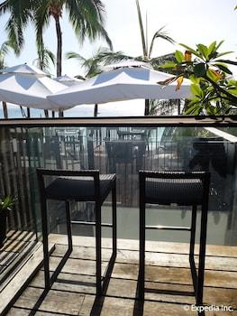 Watercolors Boracay Dive Resort Balcony