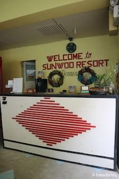 Sunwood Sung Resort Boracay Reception