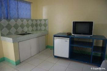 Sunwood Sung Resort Boracay Living Area
