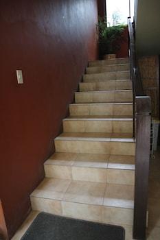 Milflores de Boracay Staircase