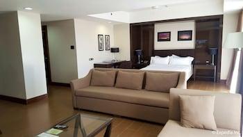 Newton Plaza Hotel Baguio Guestroom