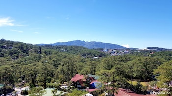 Newton Plaza Hotel Baguio View from Hotel
