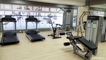 Newton Plaza Hotel Baguio Fitness Facility