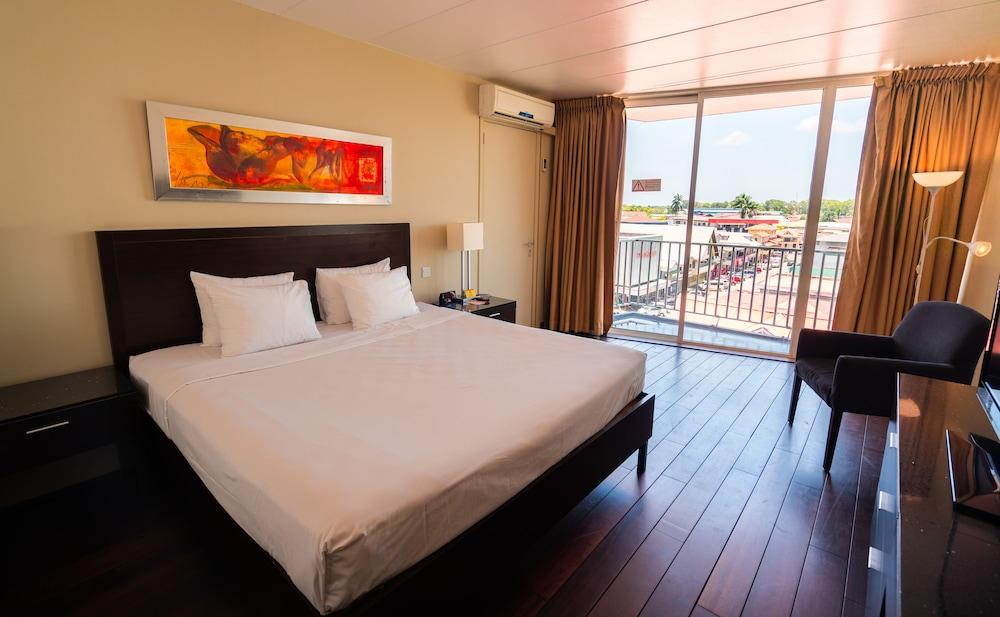 Hotel Krasnapolsky Downtown Paramaribo