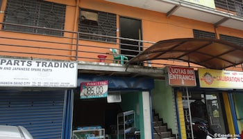 Quoyas Inn Davao Hotel Front