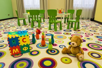 AZIMUT Hotel FREESTYLE Rosa Khutor - Childrens Play Area - Indoor  - #0