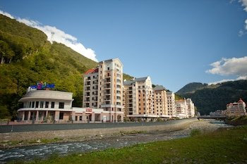 Photo for VALSET apartments by AZIMUT Rosa Khutor in Sochi