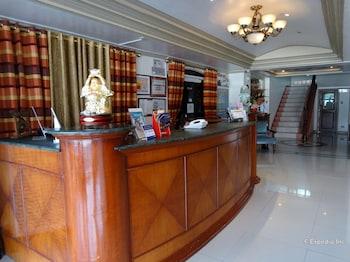 Orange Grove Hotel Davao Reception