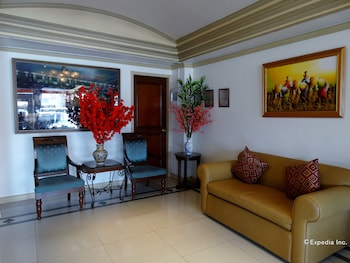 Orange Grove Hotel Davao Lobby Sitting Area