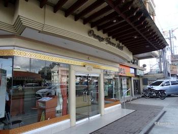 Orange Grove Hotel Davao Hotel Entrance