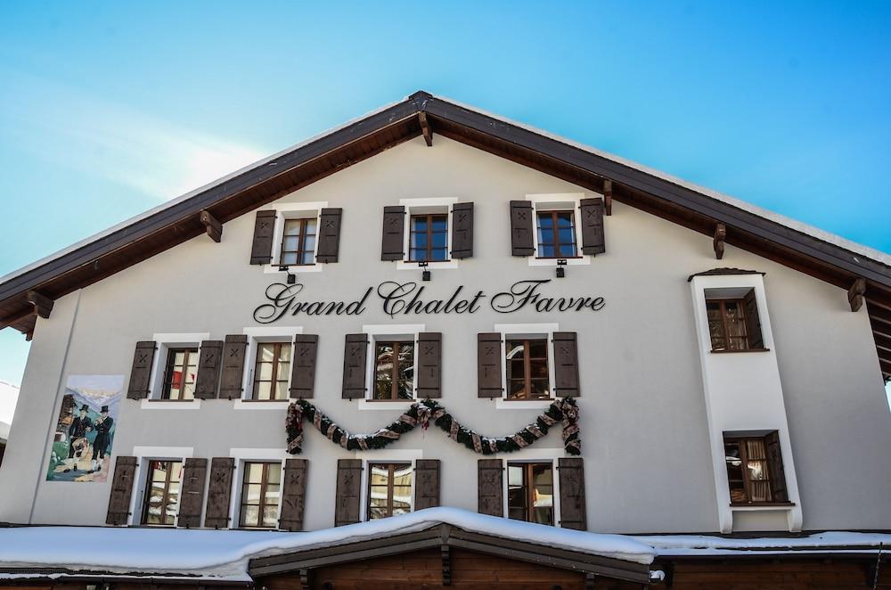 Hotel Le Grand Chalet Favre