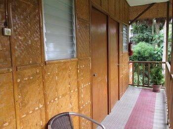Dormitels Boracay Balcony
