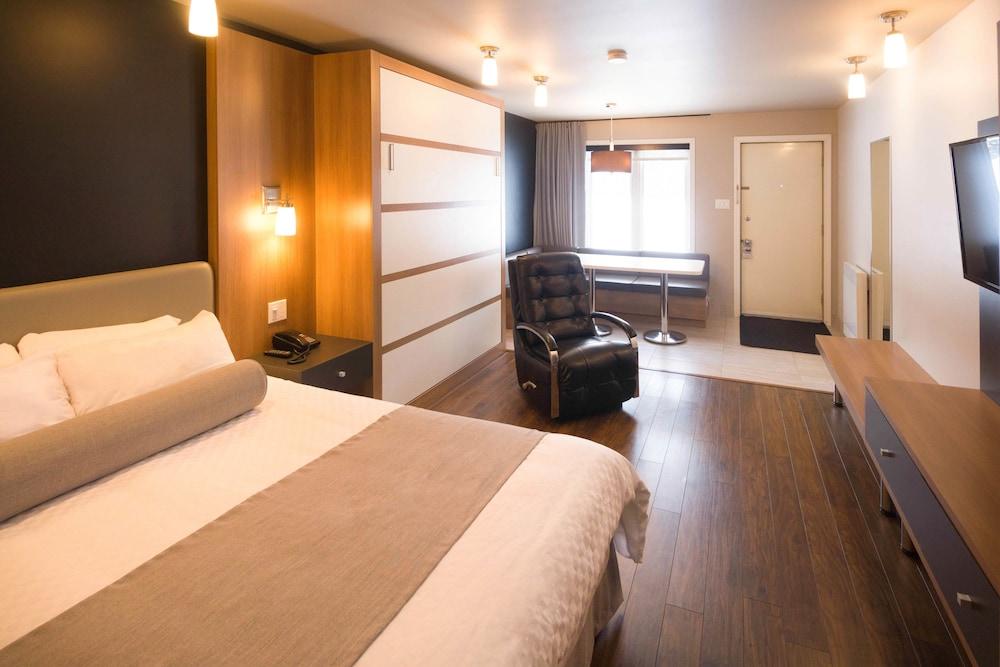 Hotel Marineau La Tuque
