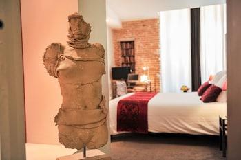 tarifs reservation hotels Hôtel des Arts