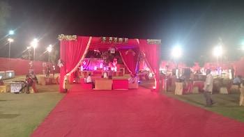 Hotel Royal Celebration Inn - Outdoor Wedding Area  - #0
