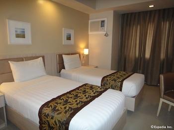 Zerenity Hotel Cebu Guestroom