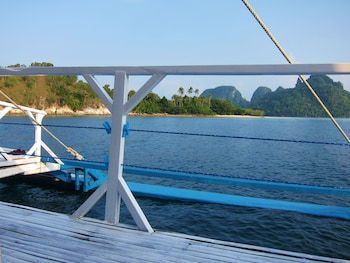 Palawan Secret Cruise Floating Hotel Guestroom View