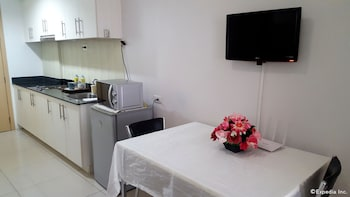 Iecasa Sea Residences Manila In-Room Dining