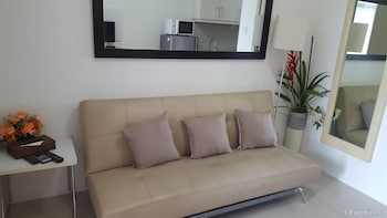 Iecasa Sea Residences Manila Living Room