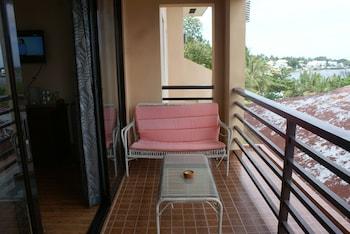 Voda Krasna Beach Resort Cebu Balcony View