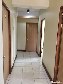 QM Pension House Tagbilaran Hallway