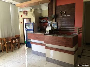 QM Pension House Tagbilaran Reception