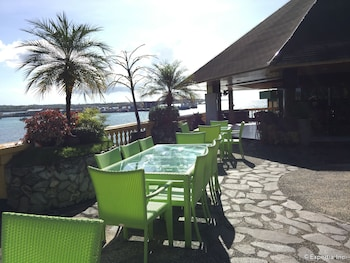 Bohol Tropics Resort Outdoor Dining
