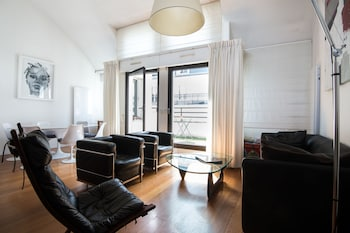 tarifs reservation hotels Rue Sedaine by onefinestay