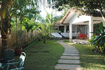 Bohol Villa Formosa Property Grounds