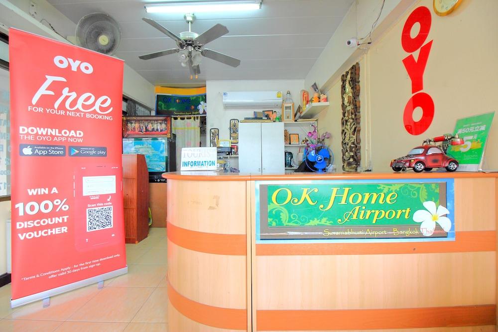 OYO 376 Ok Home Airport
