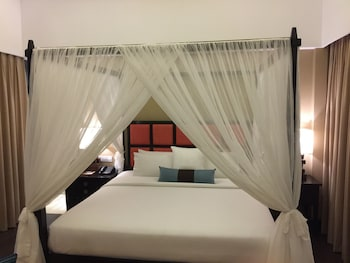 Be Grand Resort Bohol Guestroom