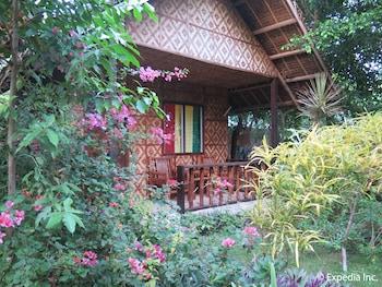 Reggae Guesthouse Bohol Garden