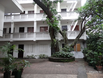Pension Natividad Manila Property Grounds