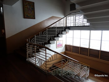 Pension Natividad Manila Staircase