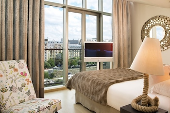 Paris: CityBreak no Goralska Résidences Hotel Paris Bastille desde 221,80€
