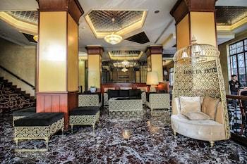 Luneta Hotel Manila Lobby Lounge