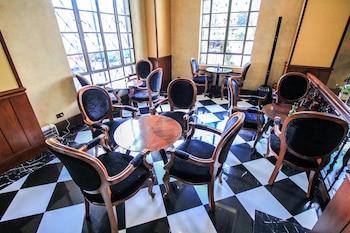 Luneta Hotel Manila Cafe