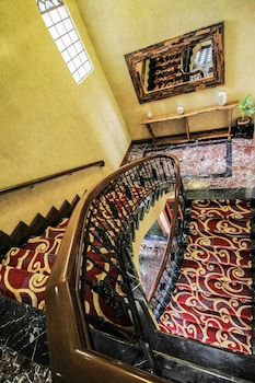 Luneta Hotel Manila Hotel Interior
