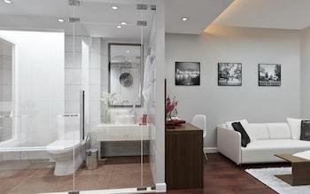 Eco Luxury Hotel Hanoi - Bathroom  - #0