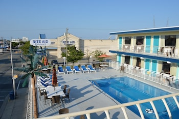 Royal Court Motel in Wildwood, New Jersey