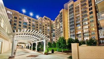 Global Luxury Suites at Friendship Village in Bethesda, Maryland