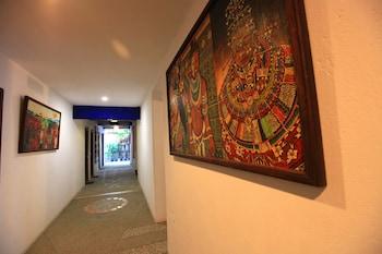 Hannah Hotel Boracay Hallway