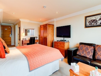 Premium Double Room, 1 King Bed, Jetted Tub (Intrigue)