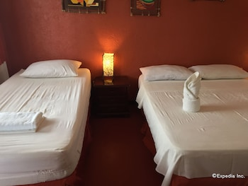 Discovery Island Resort And Dive Center Coron Guestroom