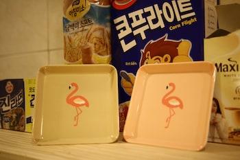 Seoul Dalbit DDP Guesthouse - Breakfast Area  - #0
